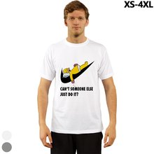 Estate Simpson T-Shirt da Uomo di Design di Stampa Hip Hop T Shirt Per Le Coppie Vestiti Manica Corta(China)