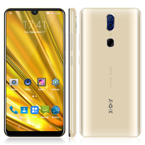 "Image 4 - XGODY 9T Pro 3G Smartphone Android 9.0 6.26"" 19:9 Waterdrop Screen 2GB 16GB Quad Core Dual Sim 5MP Camera GPS Wi Fi Mobile Phone"