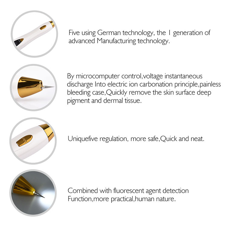 Laser Mole Removal Pen