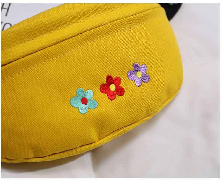 H2229418f6463492b998877c99b30248cI - Female Flower Waist Pack | G101