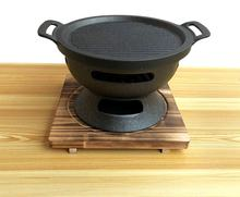 Портативный жаркое барбекю гриль на углях плита Ресторан Хоум