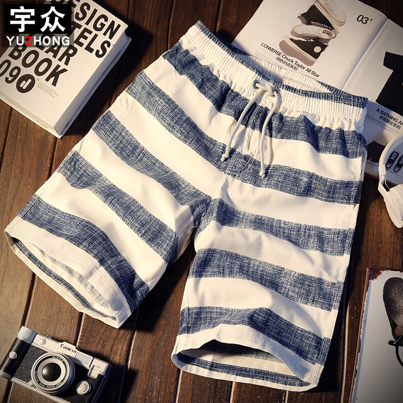 Summer Thin Sport Shorts Men's Five-minute Quick-drying Plus Big Size Beach Casual Fashion Male Short 2019 Hot Selling MP54