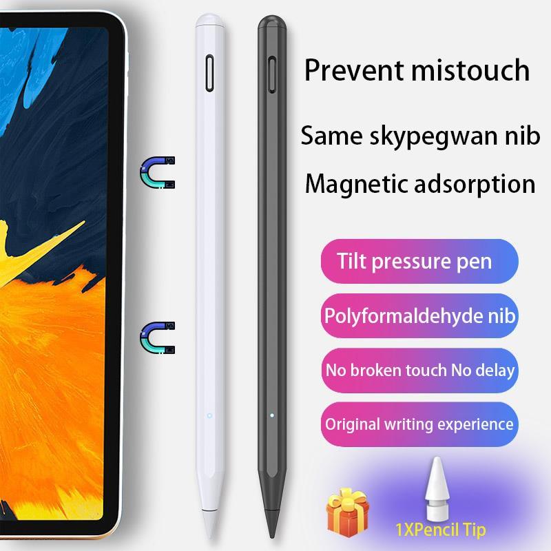 Для Apple Pencil stylus для iPad 2018 2019 2020 для iPad Pro 11 12,9 Air 3 ipad 6 Mini 5 tilt and bold function