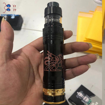 E cigarette Vapor Giant mod 26650 series mechanical mod 316SS 510 thread vape pen vaporizer mech mods vs QP m25 KYLIN v2 zeus x цена 2017