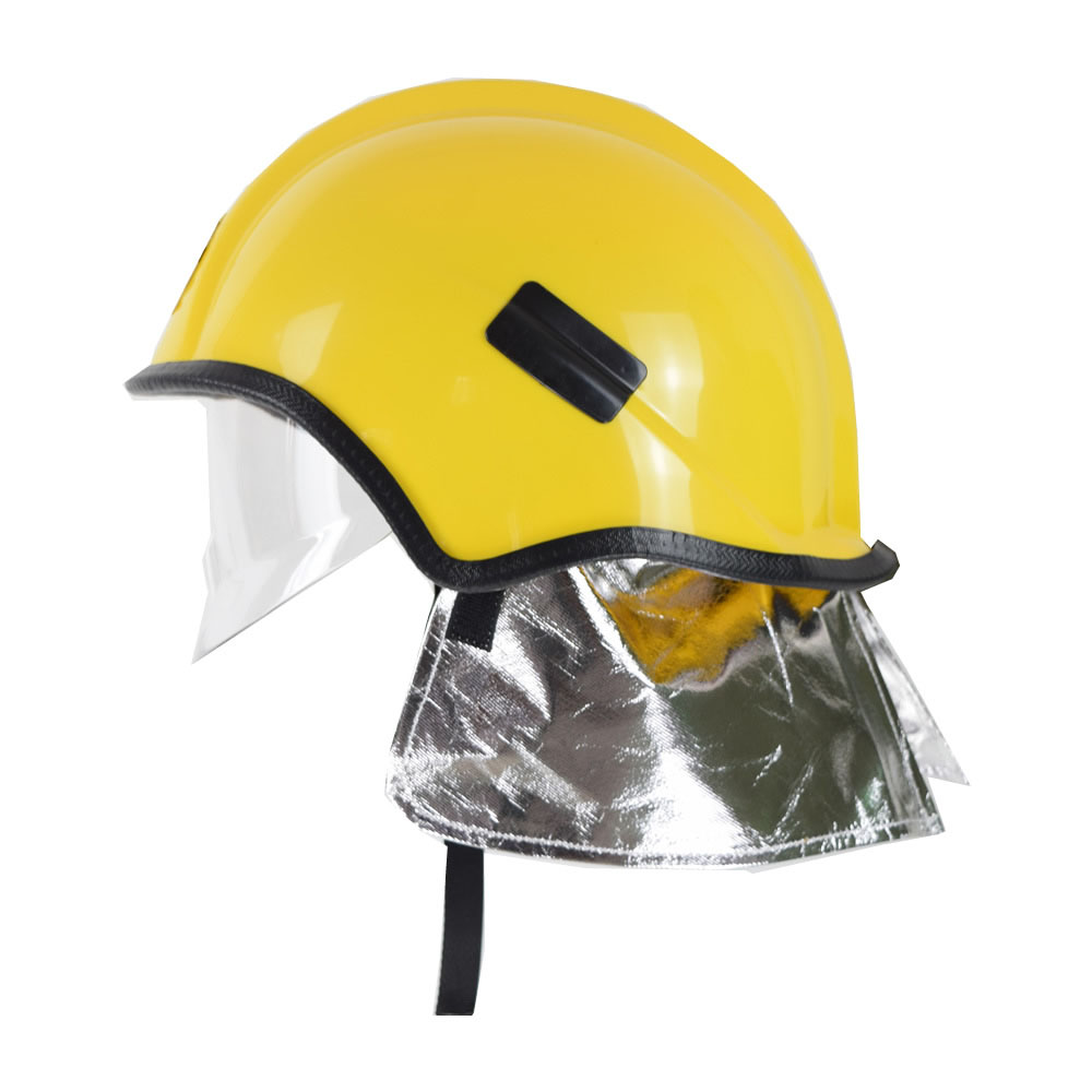 Free Shipping Can Resistant 300 Degree Fire Safety Europe Fire Helmet