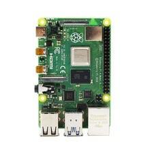Raspberry pi 4 modelo b com 1g 2g 4 gb ram bluetooth 5.0 bcm2711 quad core placa de desenvolvimento v8 1.5 ghz apoio 2.4/5.0 ghz wifi