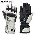 Мотоциклетные Перчатки с электрическим подогревом, зимние термальные перчатки для езды на мотоцикле, гонок, велоспорта Gant, мотокросса, Guant, ...