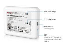 WL Box1 WiFi iBox LED Controller 2.4GHz Gateway Wireless WiFi rgb Controller Voice Phone APP Control For Mi Light LED Lights