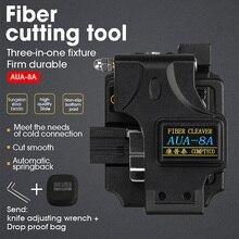 SKL 8A faca de corte de fibra óptica, cutelo de fibra de cabo de fundição quente e fria geral de alta precisão de corte de fibra óptica