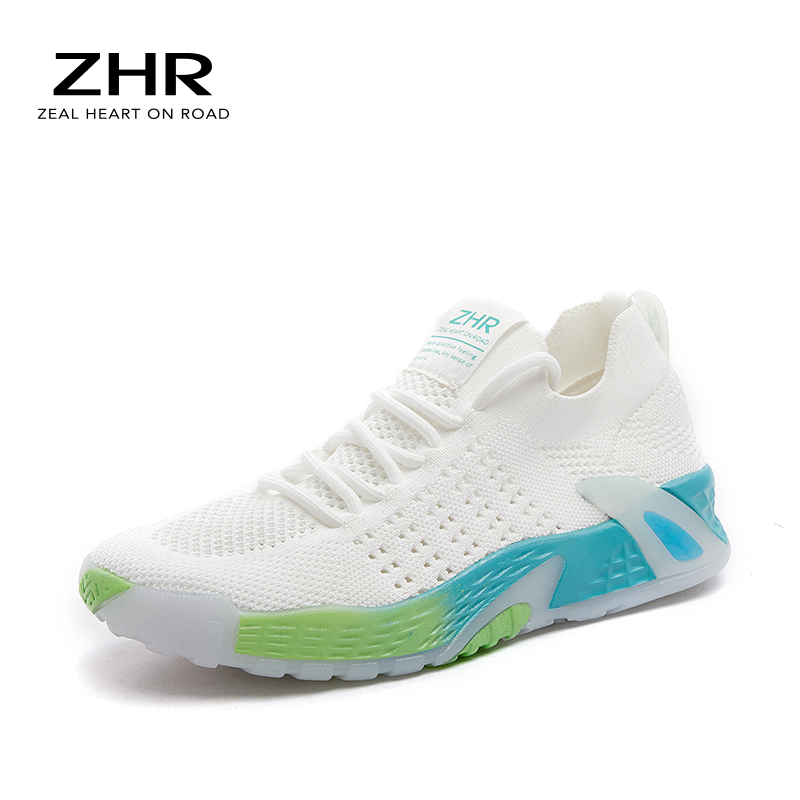 Walking Flats Women Casual Shoes Lace Up Women Vulcanized Shoes Breathable Woman White Sneakers 2020 Tenis Feminino Gym Shoes