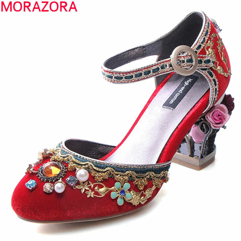 MORAZORA 2020 New Brand 2020 fashion