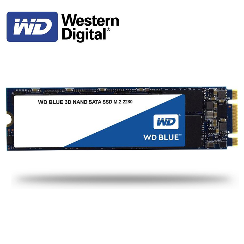 WD BLUE Internal SATA M.2 2280 SSD 250GB 500GB NGFF Solid State Drive hdd 1TB Internal M.2 2280 ssd for PC Laptop Notebook|Internal Solid State Drives| - AliExpress