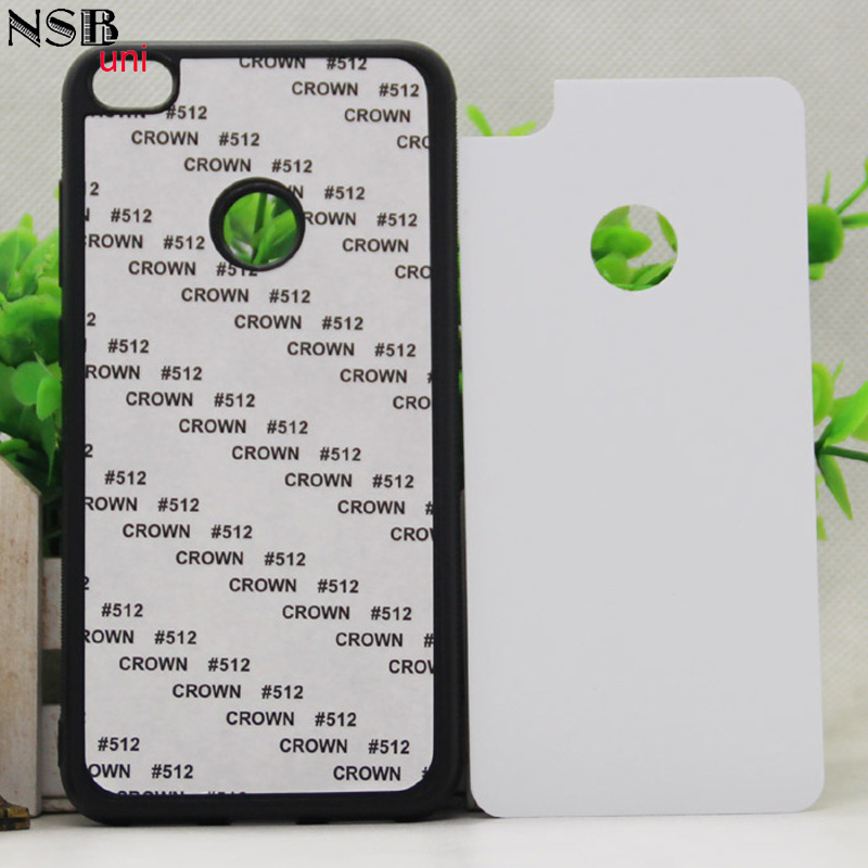 NSB Uni 2D Print Cell Phone Cases For Hua wei P8 Lite 2017 Blank Back Covers Print Sublimation Heat Transfer 2D Phone Cover(China)