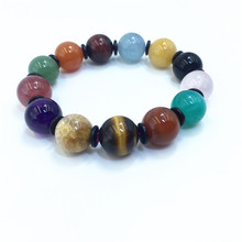 цены Pure natural  colorful  multi-chain bracelet fashion DIY jewelry crystal bracelet