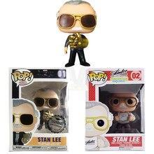 FUNKO POP Marvel Avengers Endgame Father of Marvel Stan Lee Vinyl Action Figures Collection Model Toys Christmas Gifts 4F01 все цены