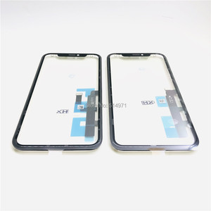 Image 3 - Novecel מגע מסך Digitizer פנל תיקון חלקי עם מסגרת עבור iPhone XR 11 מסך מגע קדמי זכוכית עדשה חיישן