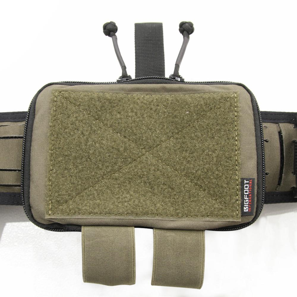 BF Orion Med 1 Pouch Outdoor Hunting Tactical Waistband Medical First Aid Pouch(Include Five Pen Pouch)