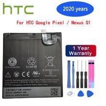 Htc bateria original b2pw4100 2770mah bateria para htc google pixel/nexus s1 baterias batteria + ferramentas gratuitas