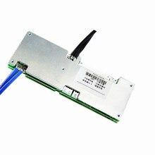 цена на Bluetooth Smart BMS 20S 30A 40A 50A 60A 72V 74V 18650 Li-ion battery protection board UART Bluetooth