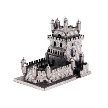 Architecture 3D Metal Puzzles World  43