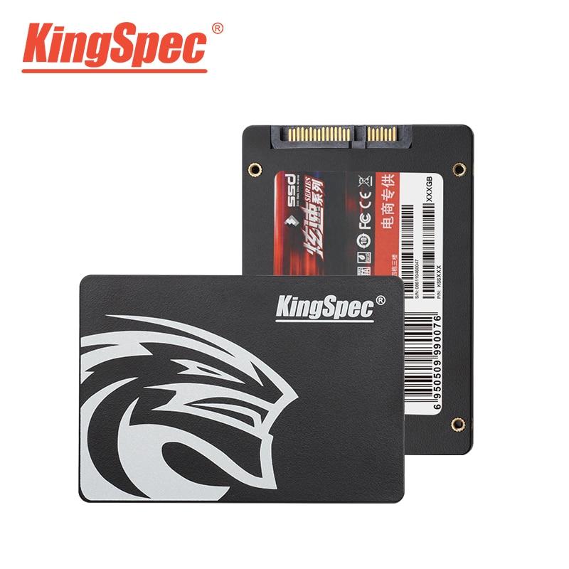 """New KingSpec HDD 2.5"""" SATA SSD 120GB 240GB SSD 480GB 960GB SATAIII Hard Disk Disco Internal Duro Drive For Laptop Tablet Desktop(China)"""