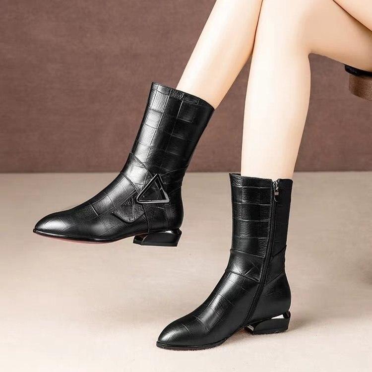 Купить mudibear ботинки мартинсы для женщин глянцевые черные высокие