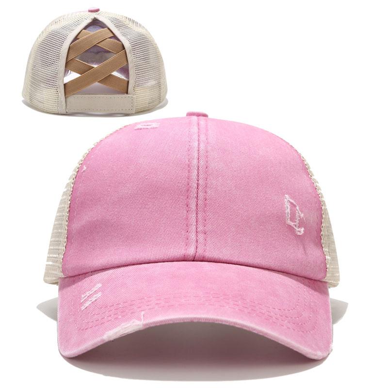 Bandage Back-Pink