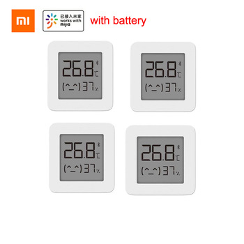 XIAOMI Mijia Bluetooth Thermometer 2 Wireless Smart Electric Digital Hygrometer Thermometer Work with Mijia APP 1