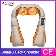 AGDOAD boyun omuz ısı masajı servikal yoğurma masaj şal sıcak kompres fizyoterapi cihazı (ab tak)