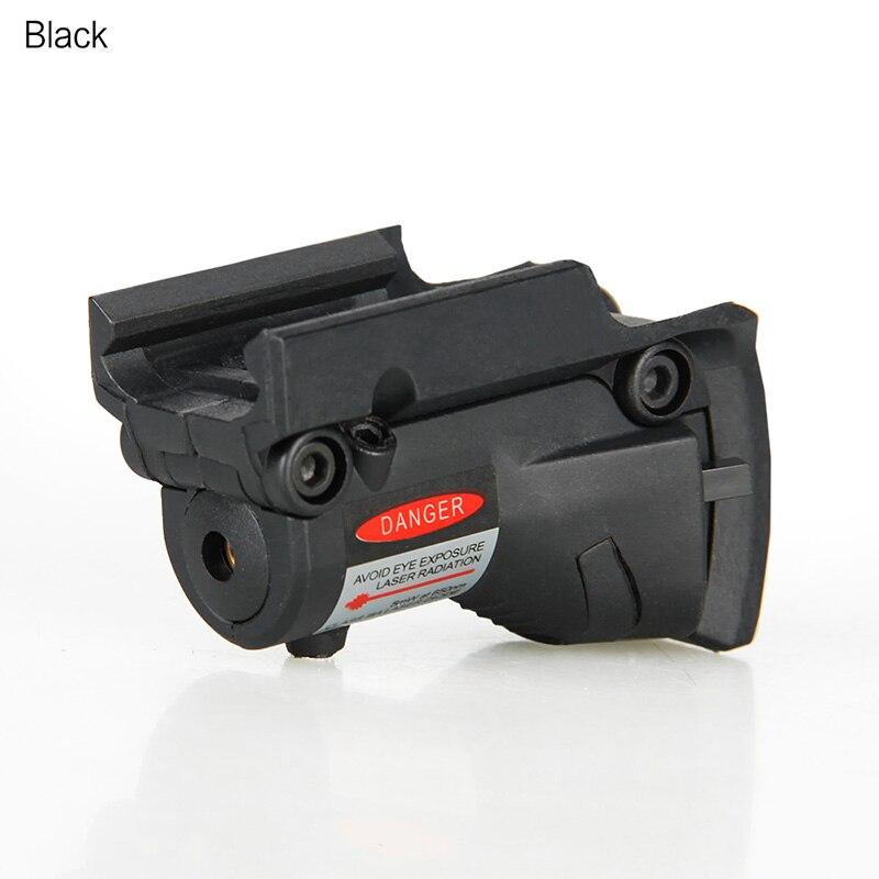Visão vermelha tática do laser para todos