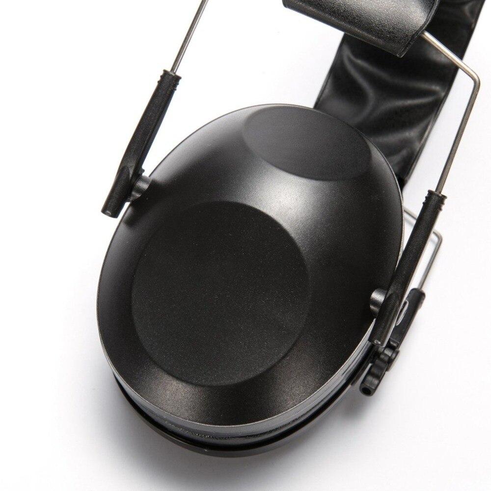 Новинка 2021, Электронные Наушники для стрельбы, уличные спортивные наушники с усилением звука и защитой от шума, складная тактическая Защитная гарнитура для слуха-3