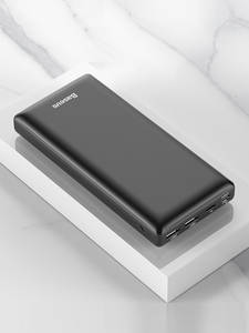 Baseus Power-Bank External-Battery-Charger Phone Fast-Charging Quick-Charge Usb-Pd 30000mah