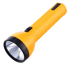 Deli 3664 Flashlight LED Cycle Rechargeable Flashlight Anti-slip Security Staff Only 12 Lamp Head Flashlight(China)