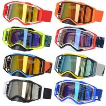 2021 óculos de proteção do motocross mx fora da estrada da bicicleta sujeira capacetes da motocicleta óculos de esqui esporte mountain bike ciclismo óculos