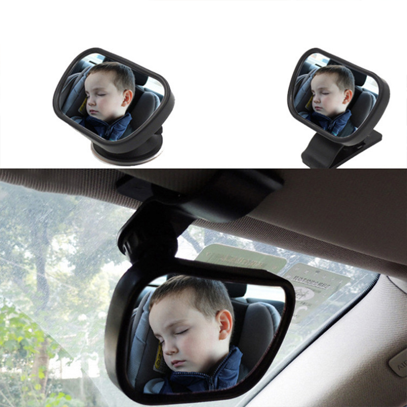 MoFan Adjustable car baby rear view mirror children 39 s observation mirror car assisted baby child monitor wide angle mirror in Interior Mirrors from Automobiles amp Motorcycles
