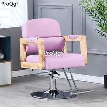 Prodgf 1Pcs A Set Cool Barber Shop ins Salon Chair