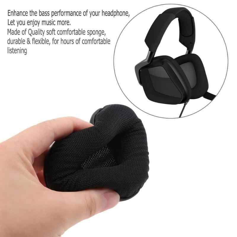 Wymiana EarPads ucho poduszki dla Corsair nieważne PRO RGB słuchawki do gier
