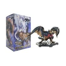 Original Monster Hunter World Iceborne DLC PLUS Vol.14 Action Figures PVC Dragon Model Toy Collection Christmas Gift