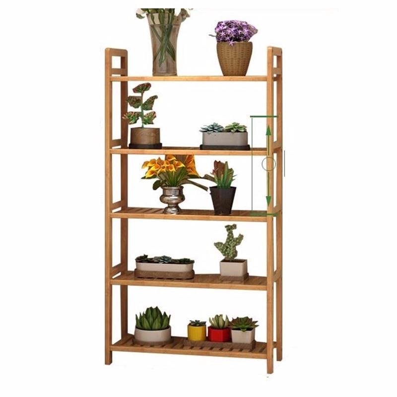 Stand Garden Shelves For Scaffale Porta Piante Rak Bunga Etagere Plante Stojak Na Kwiaty Dekoration Balcony Flower Plant Shelf