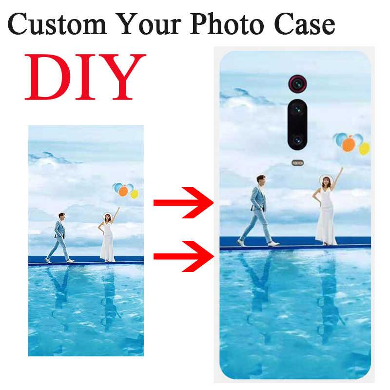 مخصصة DIY حقيبة لهاتف xiaomi Redmi S2 4A 4X5 زائد 6 6A 7 7A Redmi 8A صورة مخصصة غطاء ل Redmi ملاحظة 8 8T 7 6 برو 5