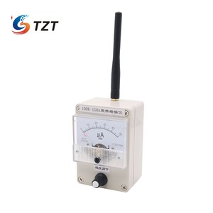 Image 1 - TZT 100K 1GHz RF Field Strength Meter For Walkie Talkie Antenna Field Strength Radiation Field Intensity