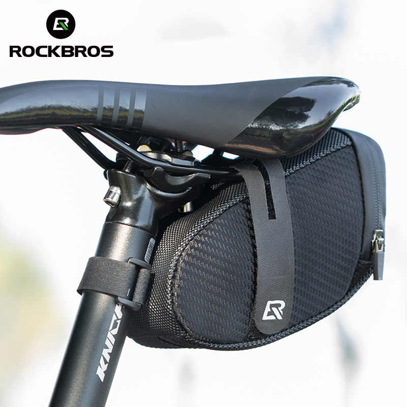 Bike Mini Bicycle Bag Seat Tail Saddle Bag