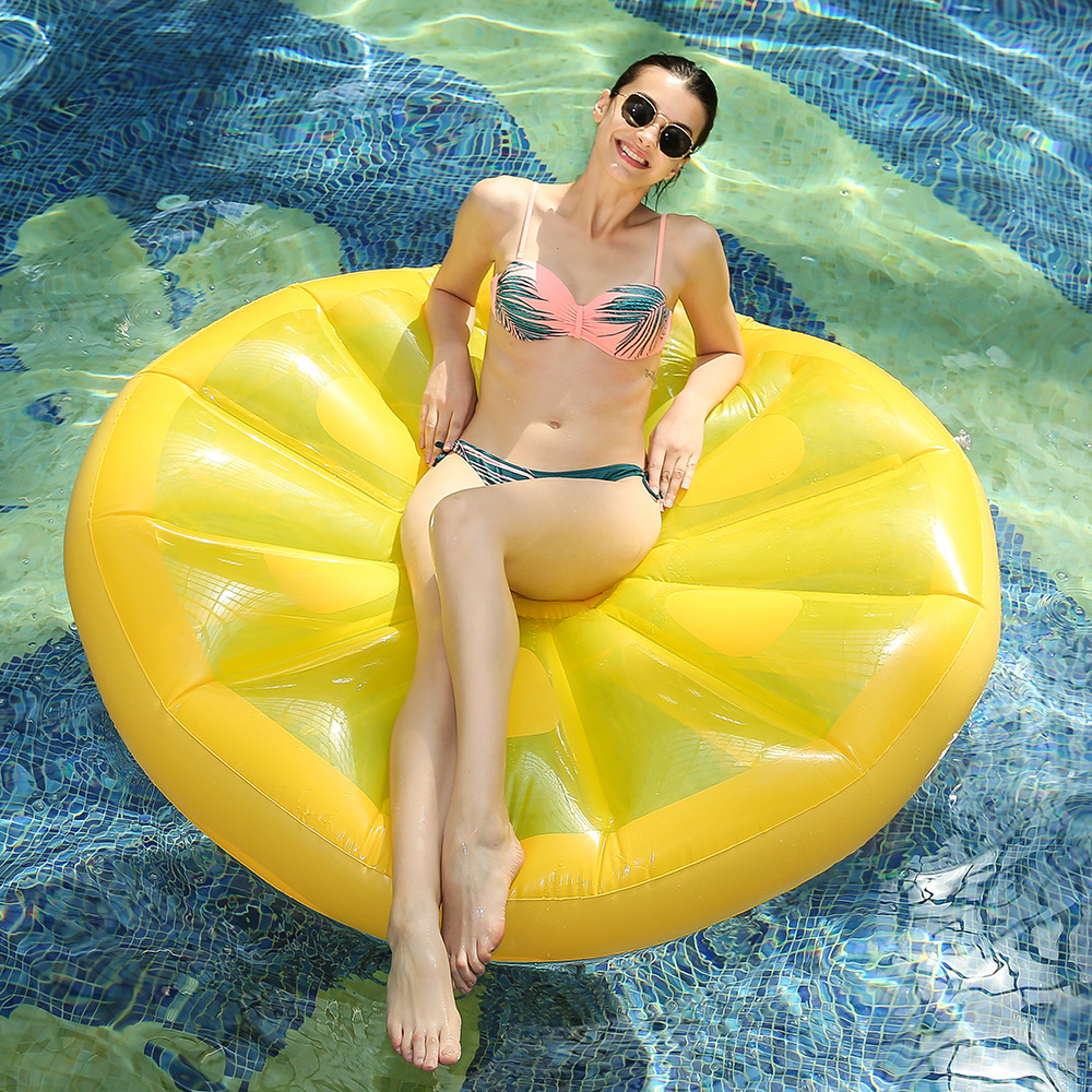 Inflatable Pool Mattress Swimming Pools For Family Adult Beach Float Mattress Water Toys Pool Giant Adult Pool Inflatable Mattre