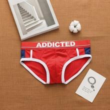 Sous-vêtements pour hommes, culotte de Bikini confortable