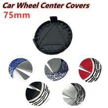 Center-Cover Car-Wheel-Hub-Caps Logo W203 W205 W210 GLK CLS Mercedes-Benz W211 for 75mm