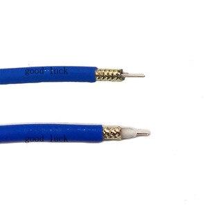 Image 2 - Радиочастотный коаксиальный кабель RG405 Полугибкие провода антенна RG405 086 кабель 10 м 30ft 50ohm