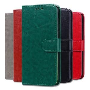 Flip Leather Case For Xiaomi Redmi 8 8A 7A 6 6A 5 Plus 4A 4X 5A 9S Note 4 5 7 8 9 Pro 8T Go For Xiaomi Redmi 9 9C 9A Wallet Case