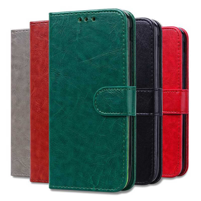 Flip Leather Case For Xiaomi Redmi 8 8A 7A 6A 5 Plus 4A 4X 5A Note 4 5 6 7 8 Pro 8T Go For Xiaomi Mi 8 9T A1 A2 Lite Wallet Case
