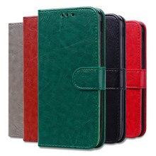 Flip Leather Case For Xiaomi Redmi 8 8A