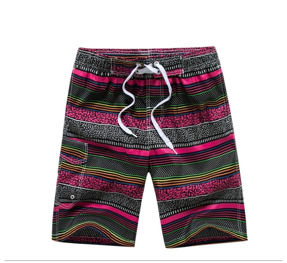 Verão com cordão shorts casuais bolsos masculinos